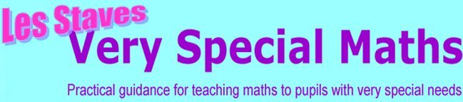 Very Special Maths homepage
